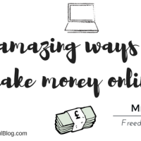 5 amazing ways to make money online