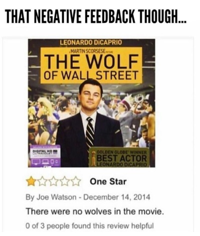 review wolf